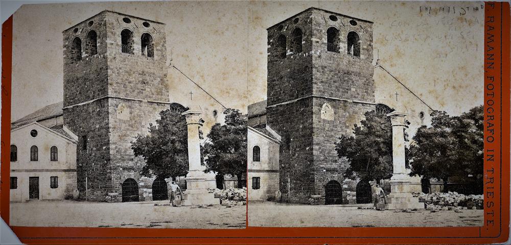 Ferdinando Ramann, San Giusto, [1888] CMSA F8788